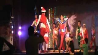 Mr. and Ms. WMSU 2010 - Production No. - Christmas Attire