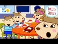 Dolly's Stories | Food Dreams | Funny New Cartoon For Kids | Episode #15