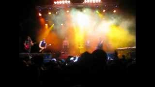 Therion - In the Desert of Set (Live, Bogotá 07-06/2012)