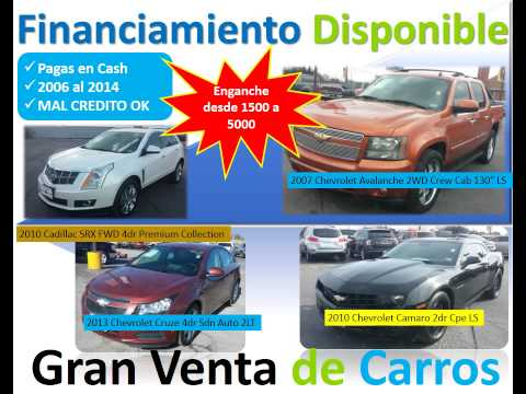 !!!WARNING!! Venta de carros TROKAS lOWEST DOWN $1500