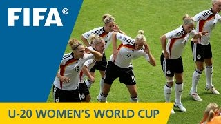 Great champions of past FIFA U-20 Women