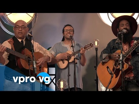 Adison dos Reis Trio  - Cabo Verde/ Kolá San Jon (live @TivoliVredenburg Utrecht