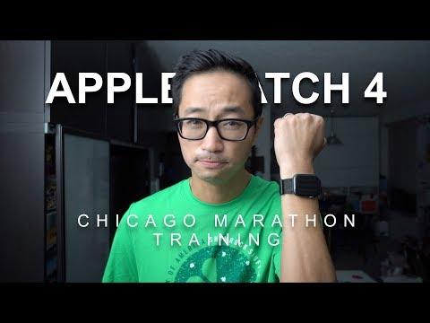 Going Back To Apple Watch Chicago Marathon Training