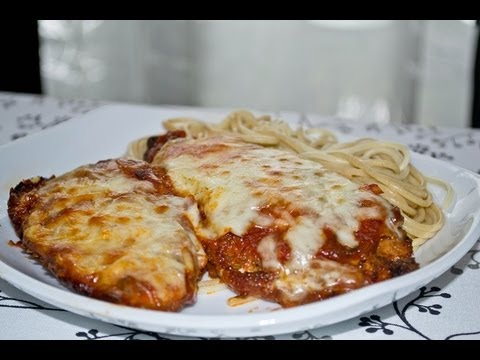 Chicken Parmesan Recipe Video Youtube