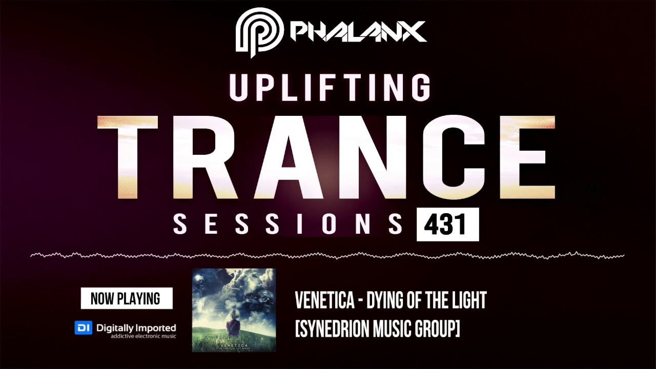 DJ Phalanx - Uplifting Trance Sessions EP. 431 [14.04.2019]
