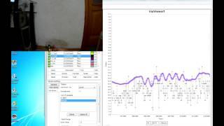 Фильтр высоты(Проверка математики фильтра высоты. Фильтр делает слияние значения с барометра и акселерометра, на выходе..., 2015-08-07T15:55:49.000Z)