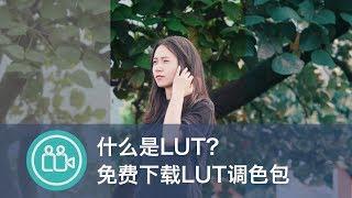 什么是LUT, 免费下载lut调色包
