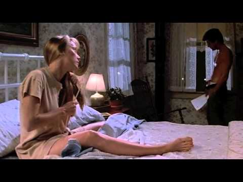 Sissy Spacek - The River - Barefoot in Bed