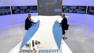 Zona e Debatit – Hashim Thaqi - 26.10.2015 – Klan Kosova