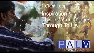 1 Giant Leap Film: Inspiration / This Is What Comes Through To Us featuring Kurt Vonnegut