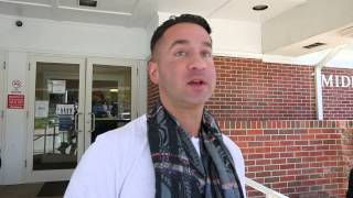 """EXCLUSIVE: Mike """"The Situation"""" Sorrentino has assault charge downgraded in Middletown Municipal Cou"""