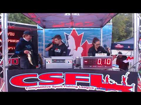 CSFL National Classic XXI: Stoney Lake (Day 1)