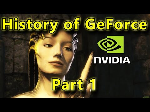 A History Of Nvidia GeForce, Part 1 - Fierce Competition