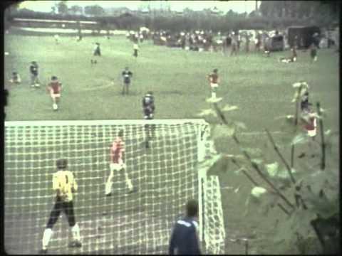 Fodbold - Landsstævne 1981 i Slagelse