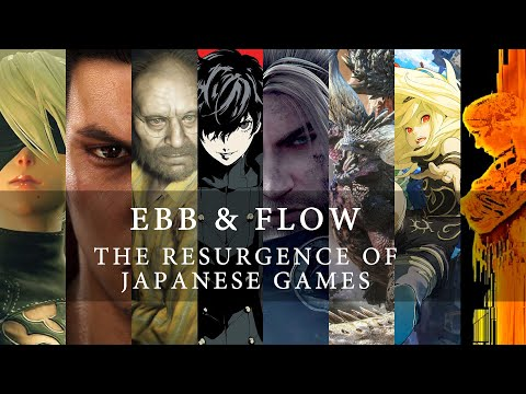 Ebb and Flow - Conversations on the recent momentum of Japanese games