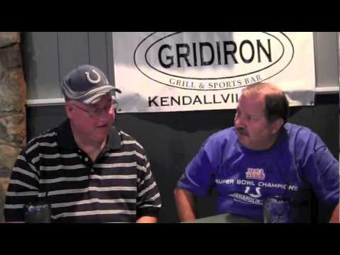 Kendallville TV SportsTalk Fred Inniger and Steve Kramer