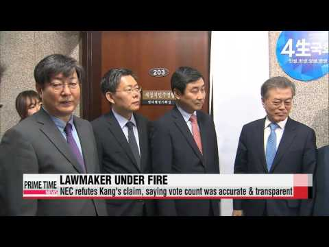 PRIME TIME NEWS 22:00 President Park vows stronger S. Korea-U.S. alliance