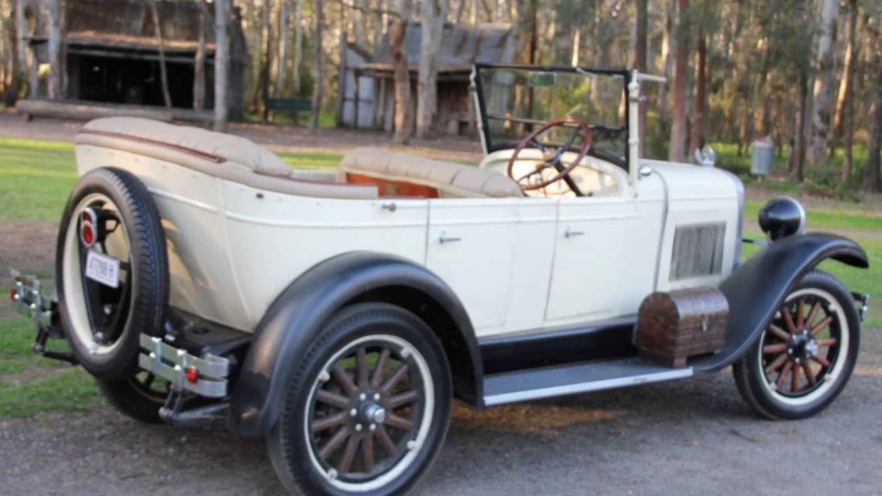 1928 Chevy Build