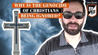 Why Is The Genocide Of Christians Being Ignored?   The Matt Walsh Show Ep. 124