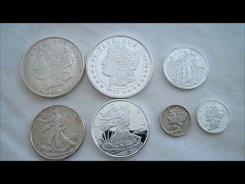 Why You Should Buy Fractional Silver Rounds