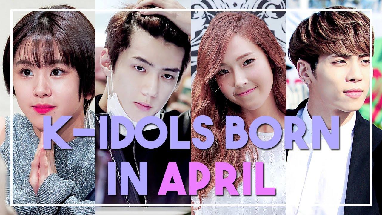Kpop Idols Born In 1999