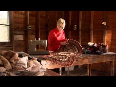 Adirondack Rug Iding With Helen Condon