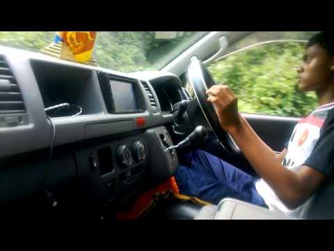 Bentota KDH 222 crazy BOY (Jehan) drive