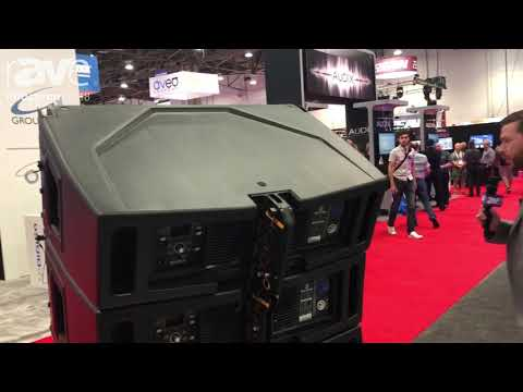 InfoComm 2018: RCF Reveals the New HDL 6-A, HDL 30 Line Arrays in HDL Series, New Flyable Subwoofer