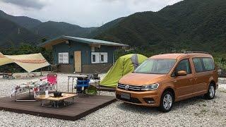Volkswagen Caddy Maxi試駕影片