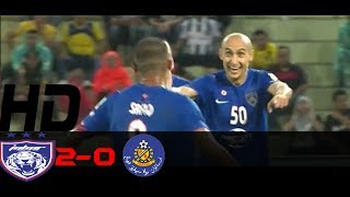 JDT vs PAHANG 2-0 Full Highlight HD  (11-7-2017)