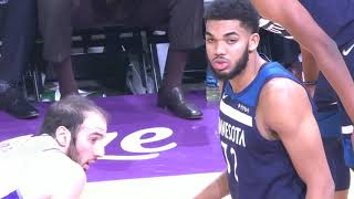 Minnesota Timerwolves vs Sacramento Kings : November 9, 2018