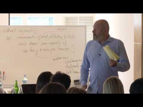 Alberto Bisin: Cultural Inequality