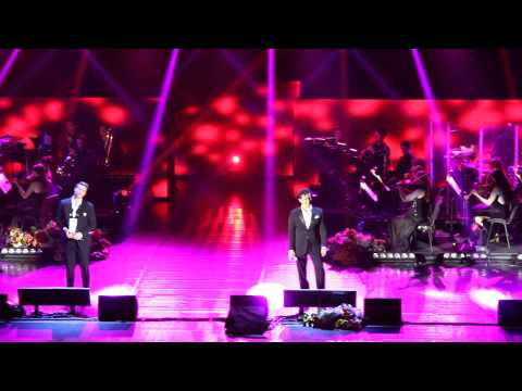 Il Divo   Can't Help Falling In Love (Moscow, 17.06.13)