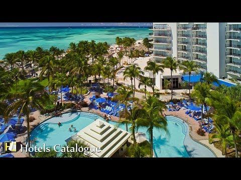 Aruba Marriott Resort & Stellaris Casino Hotel Tour - Aruba Family-Friendly Resort