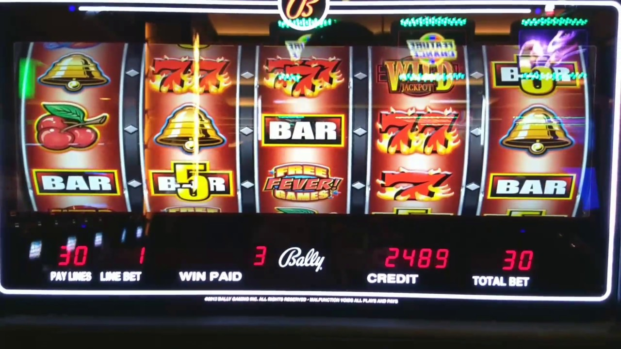 Quick slot machine