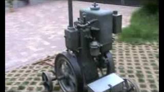 Moteur fixe Triumph 5CH / Triumph stationary engine 5 HP