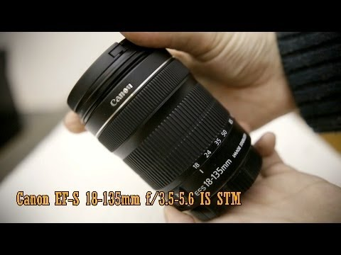 Canon EF-S 18-135mm f/3.5-5.6 IS STM lens review (with samples)