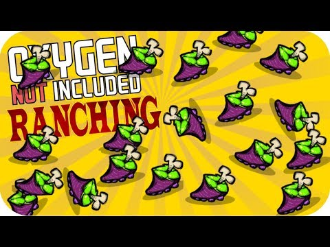MEATY DIET!! ▷Oxygen Not Included RANCHER◁ #23 Oxygen Not Included