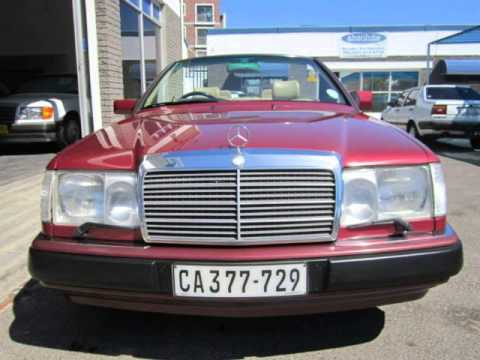 1994 mercedes benz ce class 320ce cabriolet auto for sale for Mercedes benz auto trader
