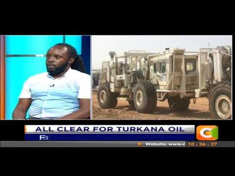 All Clear For Turkana Oil Exploitation #CitizenExtra