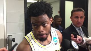 Derrick Walton after Oklahoma State