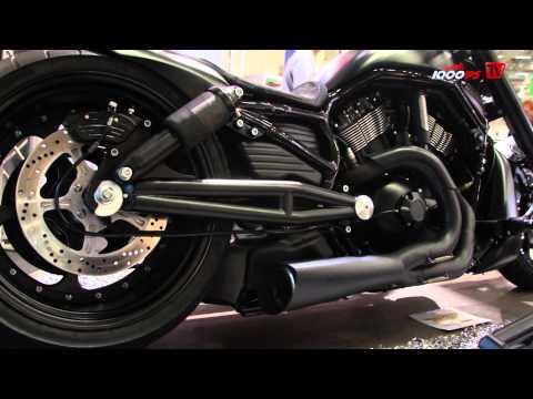 Mizu RST Performance Customteile für Harley Davidson V-Rod