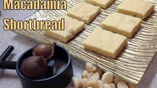 Macadamia Shortbread cheekyricho thermochef tutorial