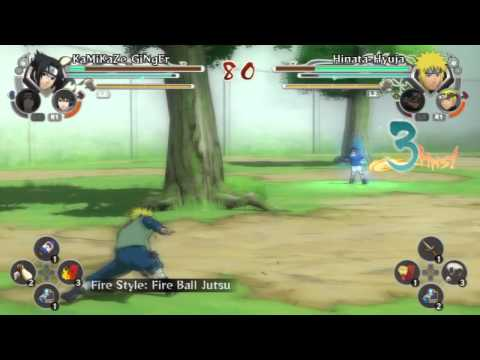 (Young) Sasuke Vs