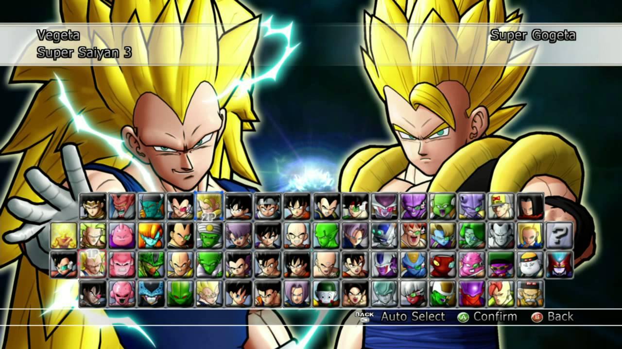 Let S Play Dragon Ball Z Games Xbox 360 Hd Gamplay