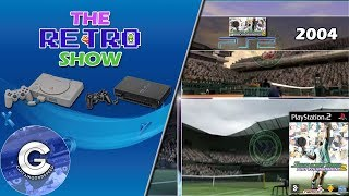 The Retro Show | Smash Court Tennis Pro Tournament 2 | PS2 | PLAYING WIMBLEDON! | Retro Games