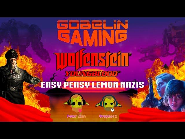 Wolfenstein Youngblood mit Greyback und Peter