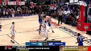 Zion Williamson Duke vs Kentucky - Full Highlights | 28 PTS, 7 Rebs, Official Debut!