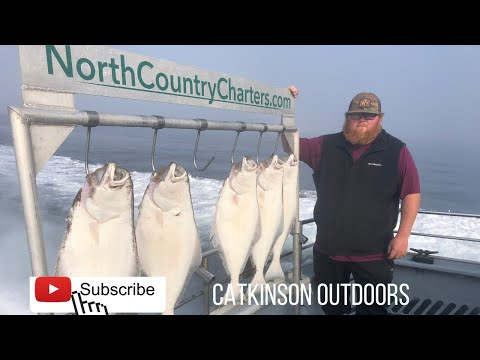 Halibut Fishing , Homer ,AK (Alaska 2019)