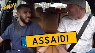 Oussama Assaidi - Bij Andy in de auto